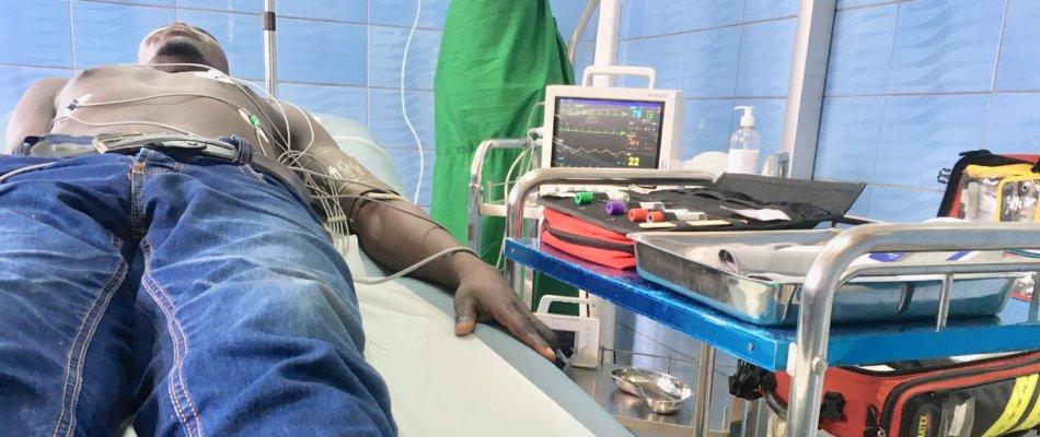 urgence medicale kribi